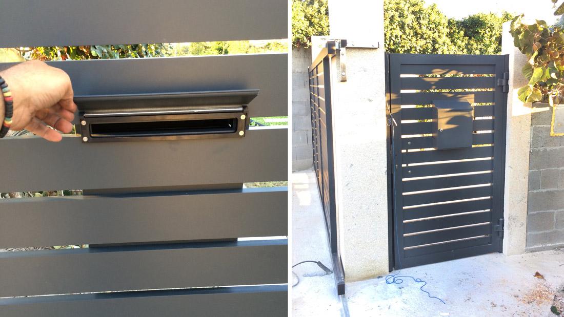 portal-aluminio-detalle-buzon-aainox-carpinteria-metalica